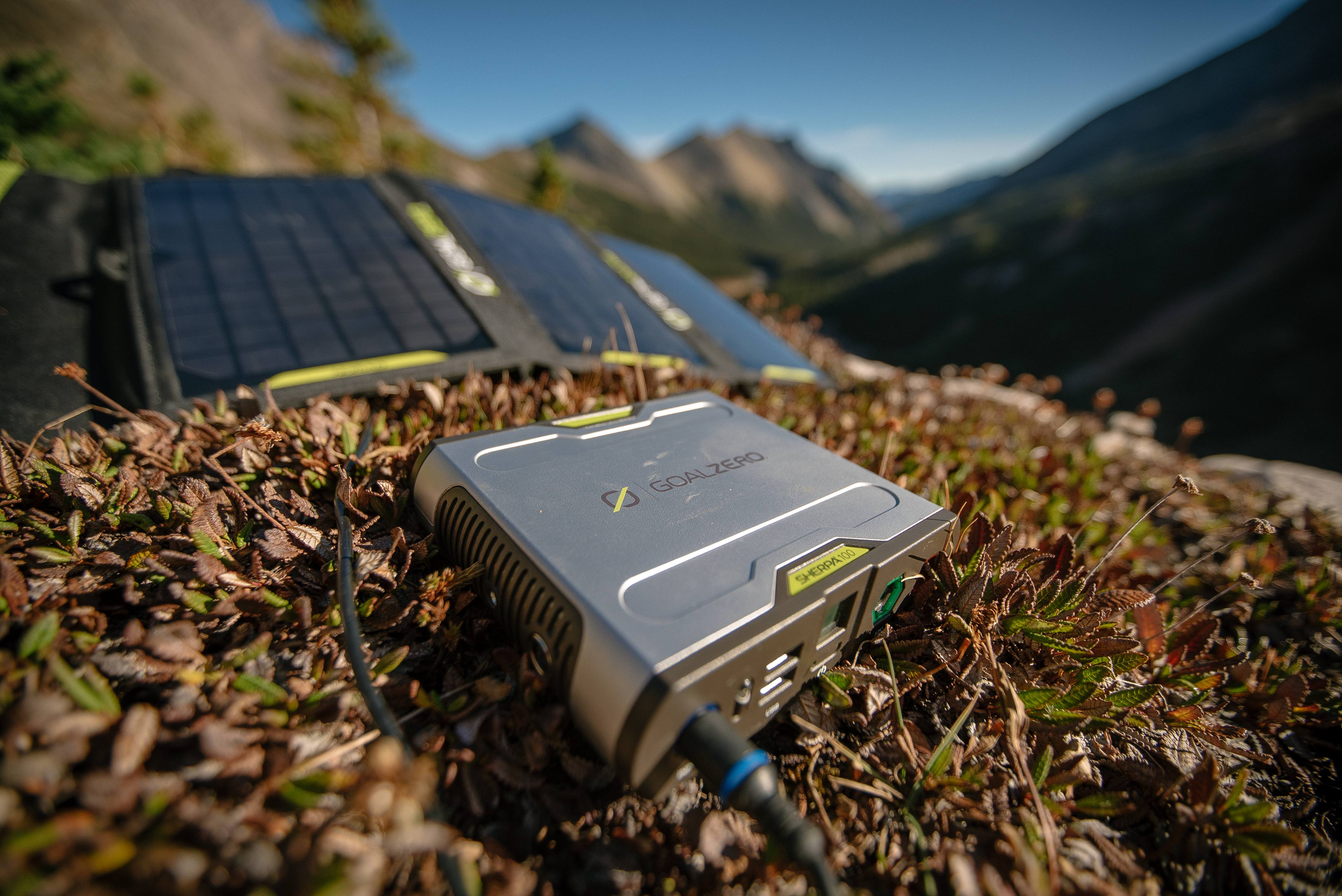 Solar Powered Camping Gear All Glampingall Glamping